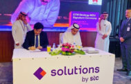Huawei and Saudi Arabia's STC team up to offer enterprise solutions