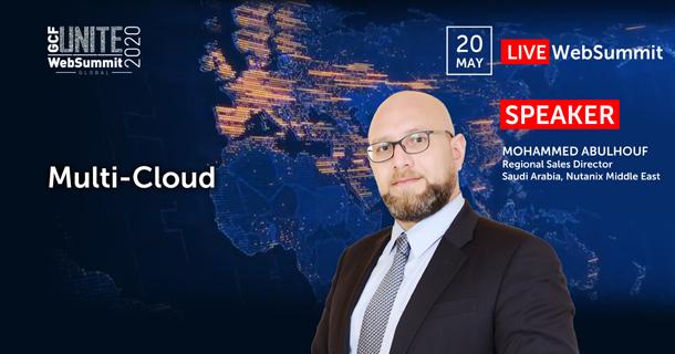 Mohammed Abulhouf, Regional Sales Director, Saudi Arabia, Nutanix Middle East