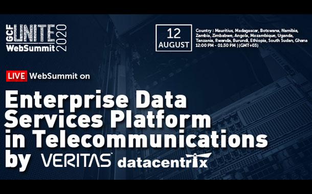 GCF, Veritas and Datacentrix host websummit on enterprise data in telecommunications