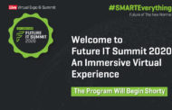 Key insights from speakers during Day 1 of The Future IT Summit 2020