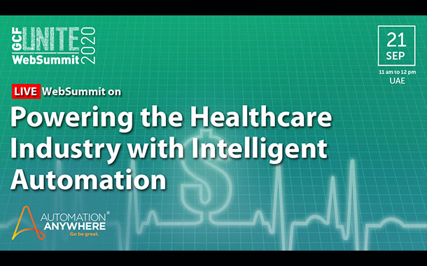 GCF, Automation Anywhere host summit on intelligent automation in healthcare