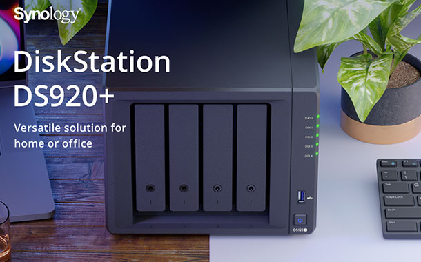 Synology launches DiskStation 20+ series for centralised data management