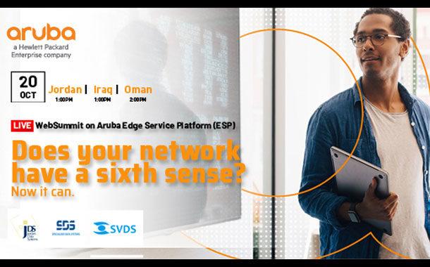Global CIO Forum hosts websummit on Aruba's Edge Service Platform