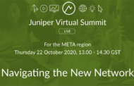 Juniper's META summit to discuss AI and other networking innovations