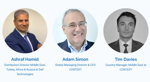 The keynote speakers for the Recap 2020, Impact Of The Pandemic On The Channel WebSummit