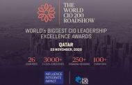 The world's biggest CIO roadshow to tour Qatar