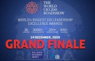 The World CIO 200 2020 Roadshow concludes with a power-packed finale