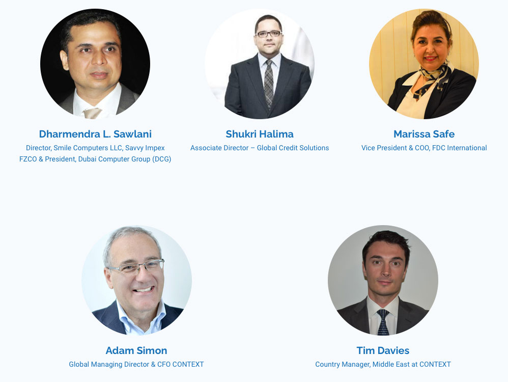 Speakers for the New Culture, New Teams, New Decisions, Channel Must Adjust VirtualSummit.