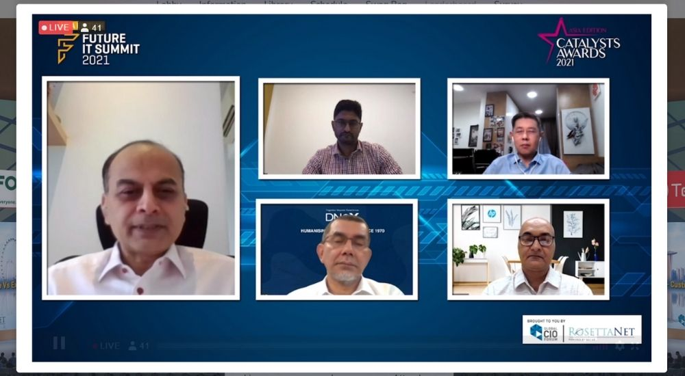 Panel Discussion on CX: Supply Chain and E-commerce Cross Borders