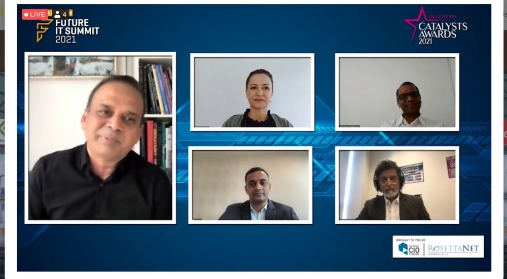 Panel Discussion on CX: Retail Shift