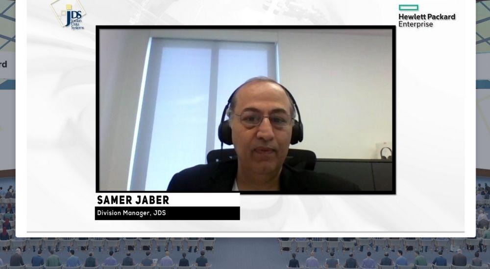 Samer Naber, Division Manager, JDS