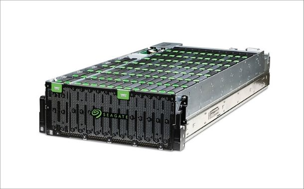 Seagate launches Exos CORVAULT high-density storage system with 100+ drives