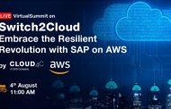 Global CIO Forum, Cloud 4C, AWS, hold virtual event on SAP migration to AWS