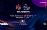 Global CIO Forum kicks off World CIO 200 Summit with Bahrain event