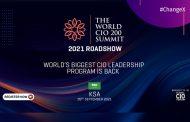 The World CIO 200 Summit completes Saudi Arabia edition on 9 Sep