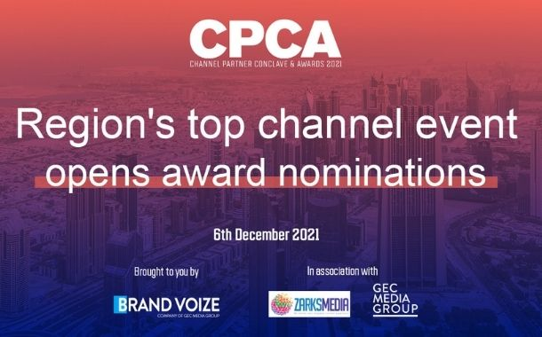 Channel Partners Conclave and Awards opens nominations for in-person event on 6 Dec