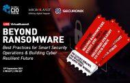 GCF, Microland, Securonix hold virtual meet on evolving ransomware