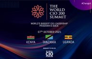 The World CIO 200 Summit completes East Africa edition on 7th October
