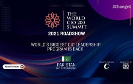 The World CIO 200 Pakistan edition concludes with transformation keynotes and panel discussion