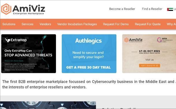 AmiViz presents collaboration benefits of its enterprise B2B platform at Gitex 2021