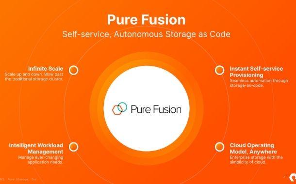 Pure Storage announces Pure Fusion, self-service, autonomous storage platform